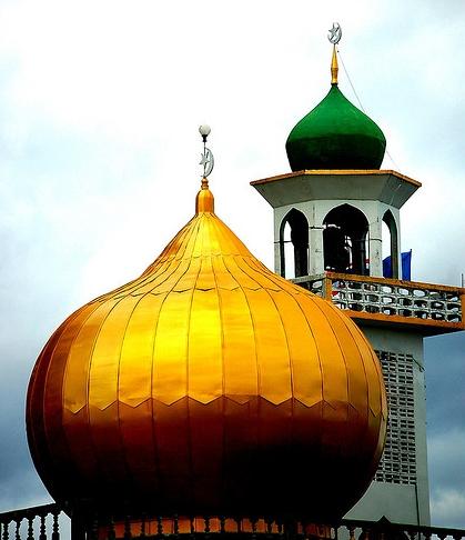 Hasil gambar untuk kubah masjid