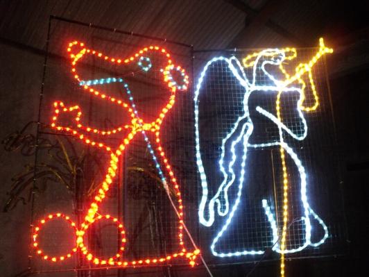 Lampu Hias Dekorasi Perayaan
