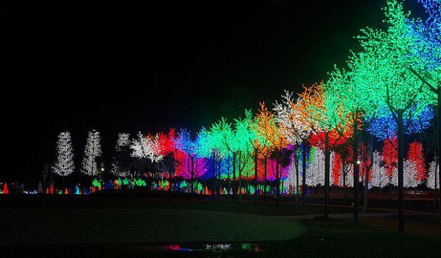 Kotakitaku Penggunaan Lampu Untuk Taman Kota