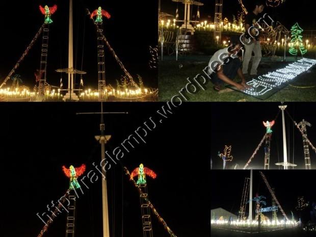 Proyek Lampu Hias Motif4 (Medium)