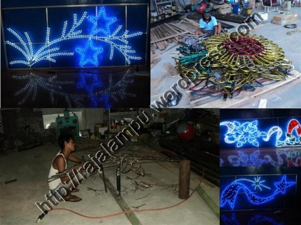 Proyek Lampu Hias Motif7 (Medium)