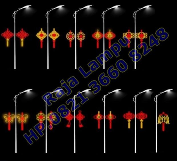 Lampu Hias Tiang PJU (12)