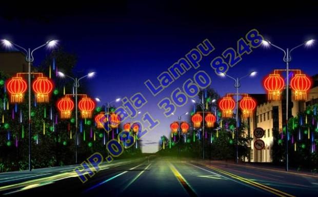 Lampu Hias Tiang PJU (15)