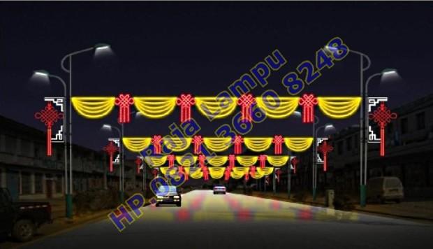 Lampu Hias Tiang PJU (3)
