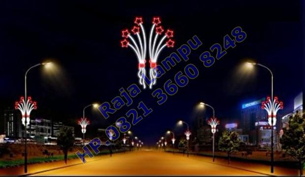 Lampu Hias Tiang PJU (4)