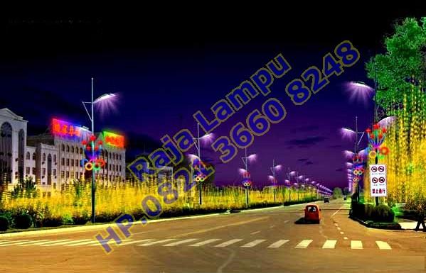 Lampu Hias Tiang PJU (6)