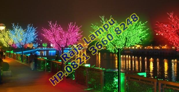 Lampu Hias Jalan dan Taman Kota (12)