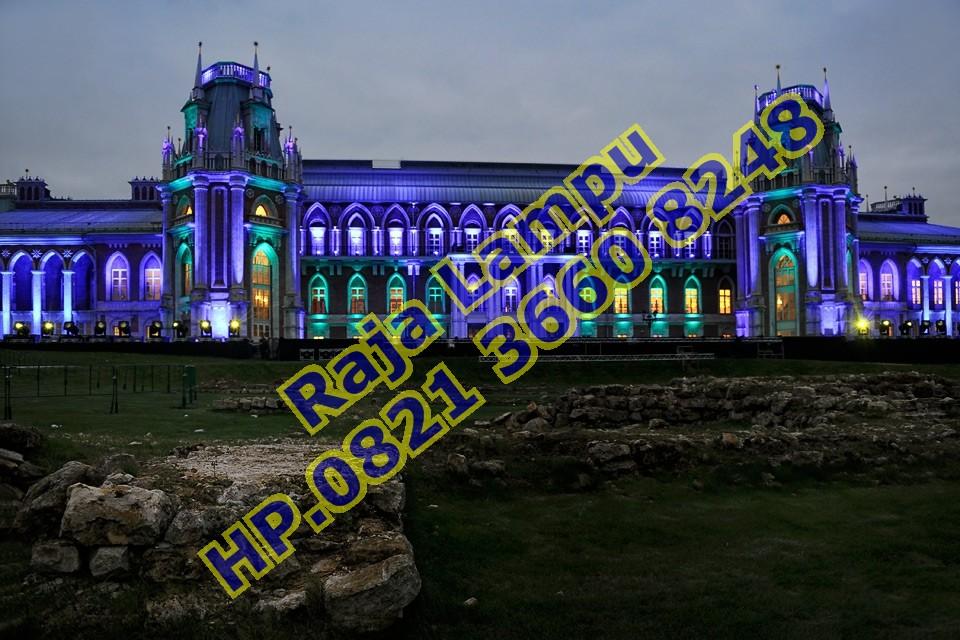 Lampu Sorot Taman