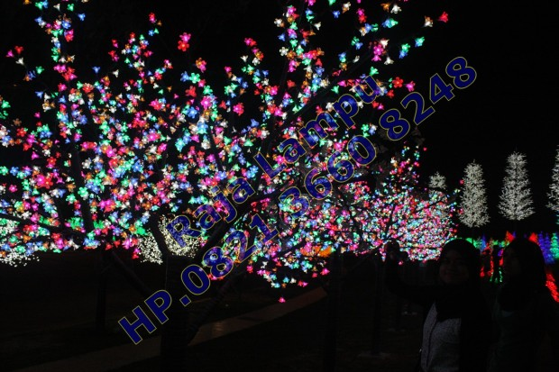 Lampu Hias Jalan dan Taman Kota (8)