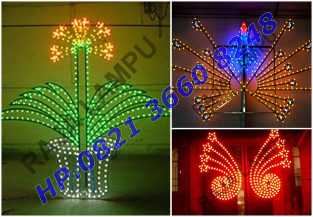 lampu hias dekorasi