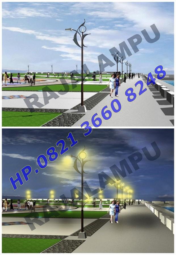 lampu hias jalan