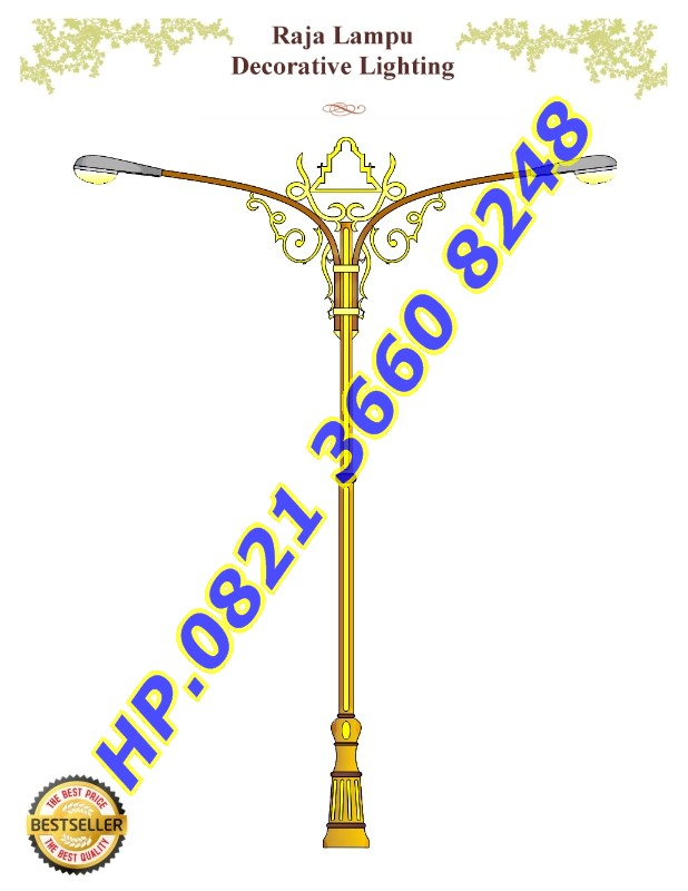 Brosur Antik RLJA 006