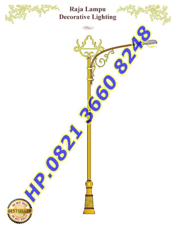 Brosur Antik RLJA 008