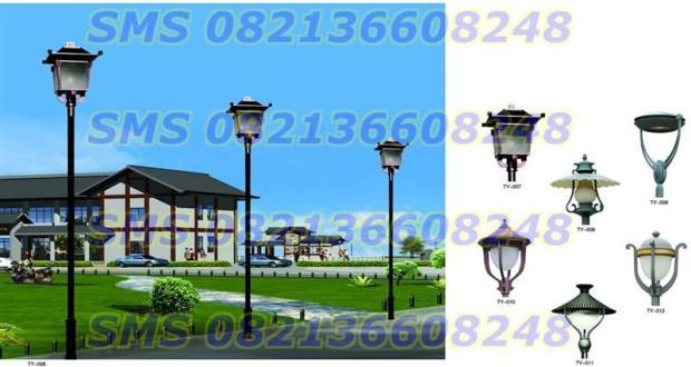 Lampu Taman Raja Lampu (1)