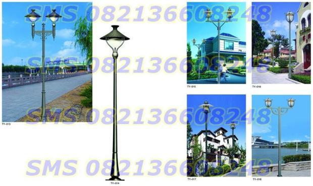 Lampu Taman Raja Lampu (2)