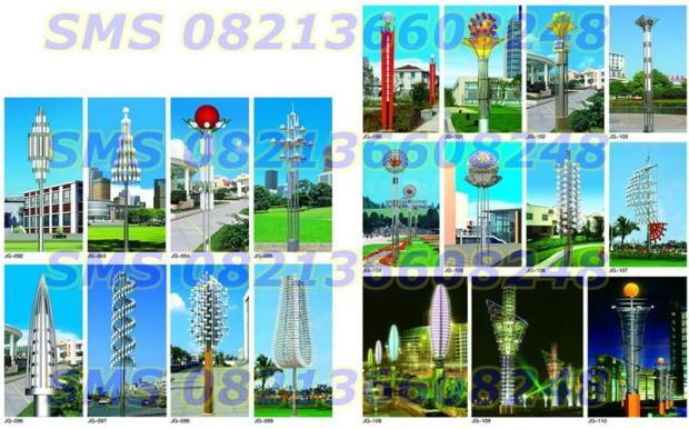 Lampu Taman Raja Lampu (25)