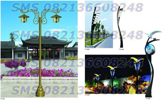 Lampu Taman Raja Lampu