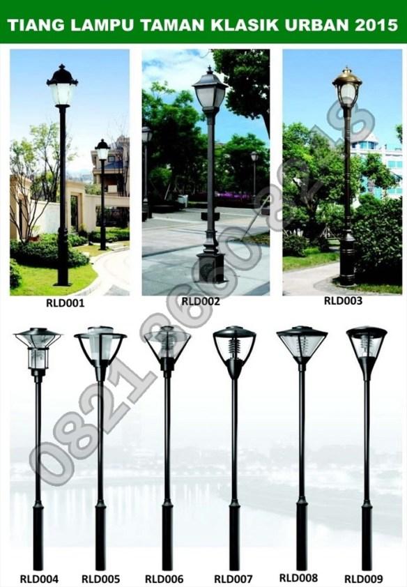 Lampu Taman Kota