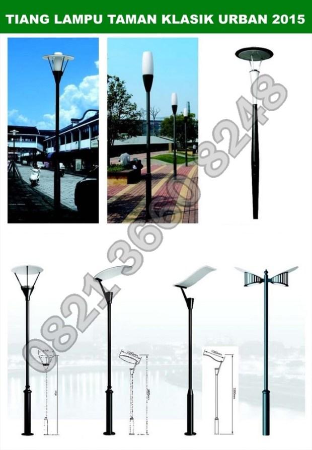 Tiang Lampu Taman4