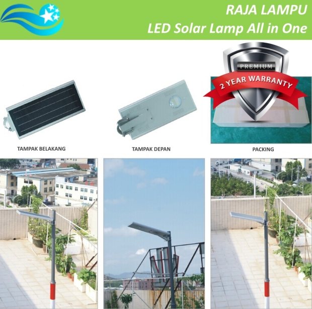 LAMPU LED ALL IN ONE